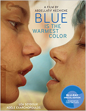 Blue Is the Warmest Color (Criterion Blu-ray Disc)