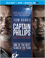 Captain Phillips (Blu-ray Disc)