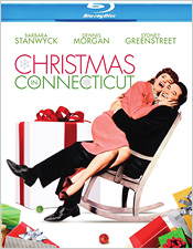 Christmas in Connecticut (Blu-ray Disc)