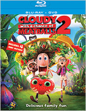 Cloudy with a Chance of Meatballs 2 (Blu-ray Disc)