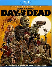 Day of the Dead: Collector's Edition (Blu-ray Disc)