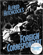 Foreign Correspondent (Criterion Blu-ray Disc)