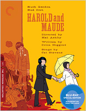 Harold and Maude (Criterion Blu-ray Disc)