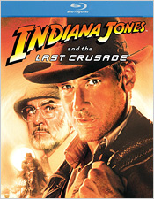 Indiana Jones and the Last Crusade (Blu-ray Disc)