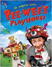 Pee-wee's s Playhouse: The Complete Series (Blu-ray Disc)