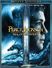 Percy Jackson: Sea of Monsters (Blu-ray 3D)