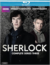 Sherlock: Season 3 (Blu-ray Disc)