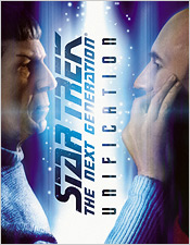 Star Trek: The Next Generation - Unification (Blu-ray Disc)