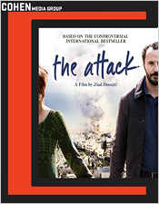 The Attack (Blu-ray Disc)
