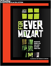 Forever Mozart (Blu-ray Disc)