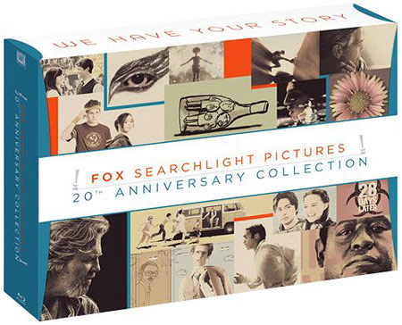 Fox Searchlight: 20th Anniversary Film Collection (Blu-ray Disc)