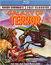 Galaxy of Terror (Blu-ray Disc)