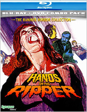 Hands of the Ripper (Blu-ray Disc)