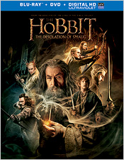 The Hobbit: The Desolation of Smaug (Blu-ray Disc)