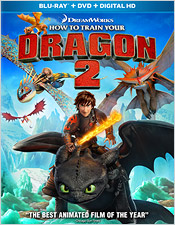 How to Train Your Dragon 2 (Blu-ray Disc)