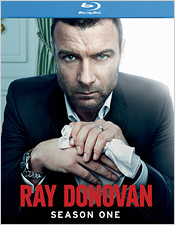 Ray Donovan: Season One (Blu-ray Disc)