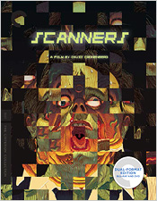 Scanners (Criterion Blu-ray Disc)