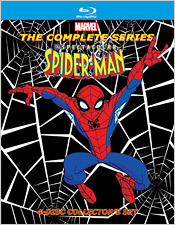 The Spectacular Spider-Man: The Complete Series (Blu-ray Disc)