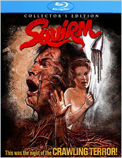 Squirm: Collector's Edition (Blu-ray Disc)