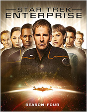 Star Trek: Enterprise - The Complete Series (Blu-ray Disc)