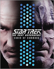 Star Trek: The Next Generation - Chain of Command (Blu-ray Disc)