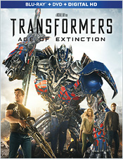 Transformers: Age of Extinction (Blu-ray Disc)