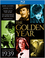 1939: The Golden Year Collection (Blu-ray Disc)
