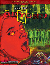 The Beyond (Blu-ray Disc)