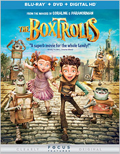 The BoxTrolls (Blu-ray Disc)
