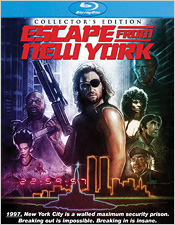 Escape from New York: Collector's Edition (Blu-ray Disc)