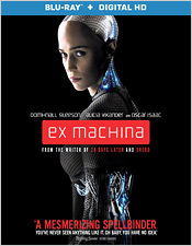 Ex Machina (Blu-ray Disc)