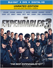 The Expendables 3 (Blu-ray Disc)