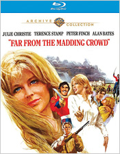 Far from the Madding Crowd (Blu-ray Disc)