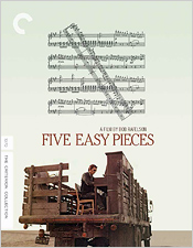Five Easy Pieces (Criterion Blu-ray)