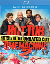 Hot Tub Time Machine 2 (Blu-ray Disc)