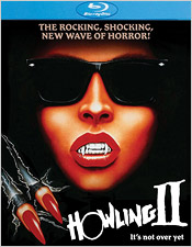 The Howling II (Blu-ray Disc)