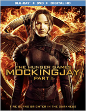 The Hunger Games: Mockingjay - Part 1 (Blu-ray Disc)