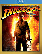 Indiana Jones and the Kingdom of the Crystal Skull (Blu-ray Disc)