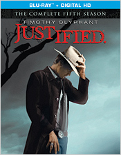 Justified: The Complete Fifth Season (Blu-ray Disc)