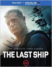 The Last Ship: The Complete First Season (Blu-ray Disc)
