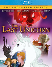 The Last Unicorn: Enchanted Edition (Blu-ray Disc)
