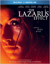 The Lazarus Effect (Blu-ray Disc)
