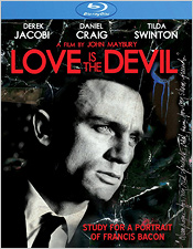 Love is the Devil (Blu-ray Disc)