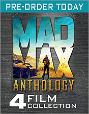 Mad Max Anthology (Blu-ray Disc)