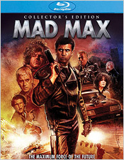 Mad Max: Collector's Edition (Blu-ray Disc)