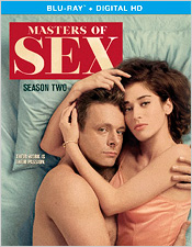Masters of Sex: Season Two (Blu-ray Disc)