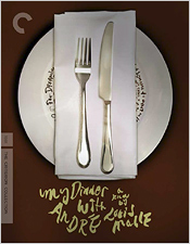 My Dinner with Andre (Criterion Blu-ray)