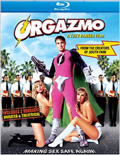 Orgazmo (Blu-ray Disc)