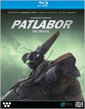 Patlabor: The Movie (Blu-ray Disc)