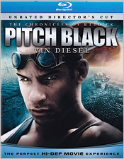 Pitch Black: Unrated Director's Cut (Blu-ray Disc)